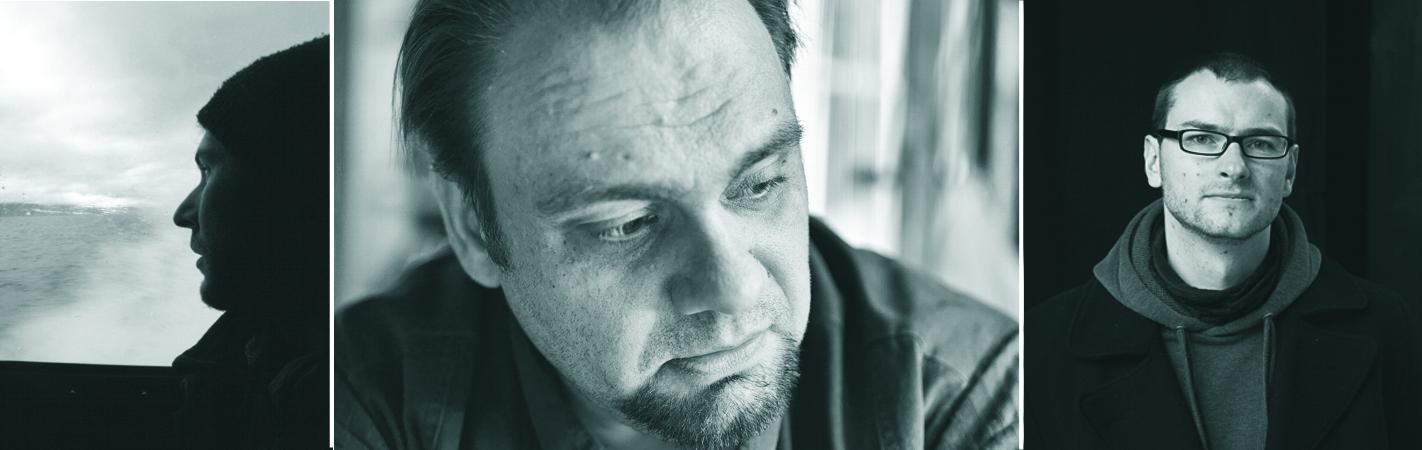 littemanlost, André Schinkel (Foto: Norbert Kaltwasser), Mario Osterland (Foto: Dirk Skiba)